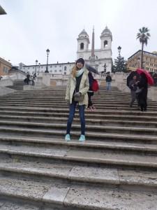 Spanish Steps 2